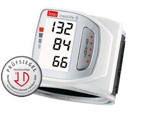 Boso Handgelenk-Blutdruckmessgerät Medlilife S