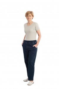Suprima CareActive Pflegeoverall Jeans