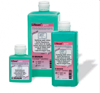 Lifosan pure 1000ml Spenderflasche
