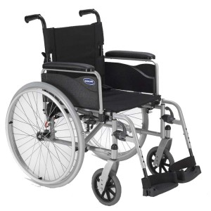 Invacare Rollstuhl Action 1 NG m. Bremse f. Begleitperson