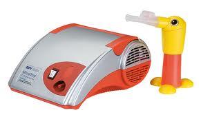 MPV Inhalationsgerät MicroDrop Calimero Jet
