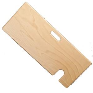 Gastrock Stoecke Rutschbrett Holz