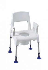 Invacare Multifunktions-Duschstuhl PICO 3in1