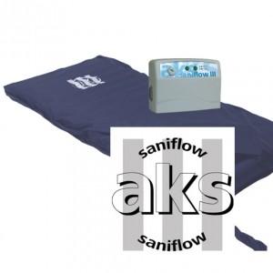 Aks Wechseldrucksystem saniflow III